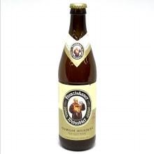 Franziskaner: Hefeweiss (500ml Bottle)