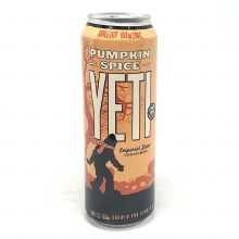 Great Divide: Pumpkin Spice Yeti 19.2oz Can