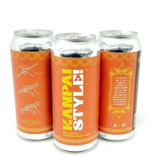 Great Raft: Kanpai Style! Lager 16oz Can