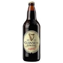 Guinness: Extra Stout (22oz Bottle)