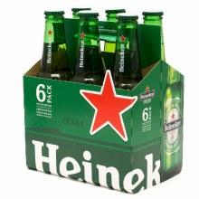 Heineken (6 Pack Bottles)
