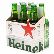 Heineken: Light (6 Pack Bottles)