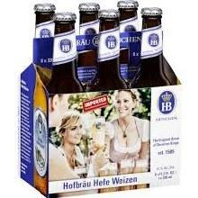 Hofbrau: Hefe (6 Pack)
