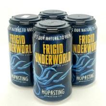 Hop & Sting: Frigid Underworld 4 Pack Cans