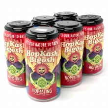 Hop & Sting: Hop Kash Bigosh