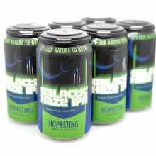 Hop And Sting: Galactic Haze IPA 6 Pack