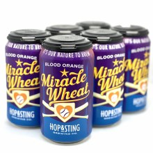 Hop And Sting: Miracle Wheat 6 Pack