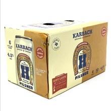 Karbach: Horseshoe Pilsner 6 Pack