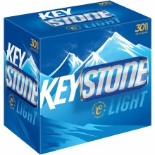 Keystone: Light (30 Pack Cans)
