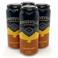 Kingsville: Hefeweizen 4 Pack