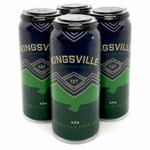Kingsville: KPA Pale Ale 4 Pack