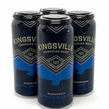Kingsville: Woodrunner Barrel-aged Stout 4 Pack