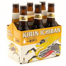 Kirin: Ichiban 6 Pack
