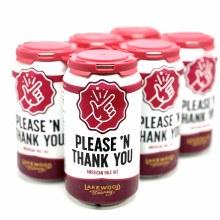 Lakewood: Please 'N Thank You 6 Pack