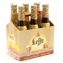 Leffe: Blonde (6 Pack Bottles)