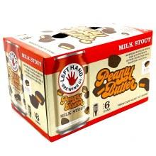 Left Hand: Peanut Butter Milk Stout 6Pk