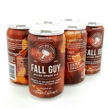 Legal Draft: Fall Guy 6 Pack Cans