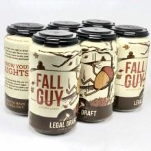 Legal Draft: Fall Guy 6 Pack