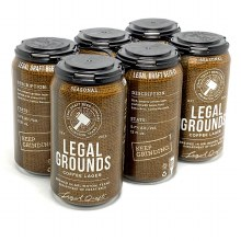 Legal Draft: Legal Grounds 6 Pack