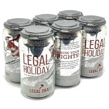 Legal Draft: Legal Holiday 6 Pack