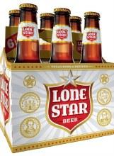 Lonestar: Beer 6 Pack (Bottles)