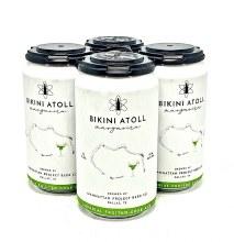 Manhattan Project: Bikini Atoll Margarita 4 Pack Cans