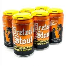 Martin House: Peanut Butter Pretzel Stout 6 Pack