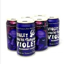 Martin House: Violet You're Turning Violet 6 Pack Cans