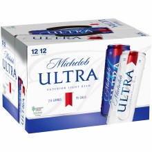 Michelob: Ultra 12 Pack (Cans)