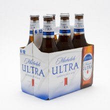 Michelob: Ultra 6 Pack (Bottles)
