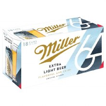 Miller 64: 18 Pack (Cans)