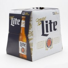 Miller Lite (12 Pack Bottles)