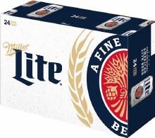 Miller Lite (24 Pack Cans)