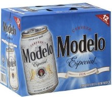Modelo: Especial 12 Pack (Cans)