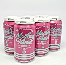 Modern Times: Brain Vacation 6 Pack Cans