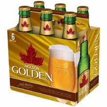 Molson: Golden 6 pack