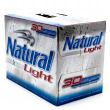 Natural Light (30 Pack Cans)
