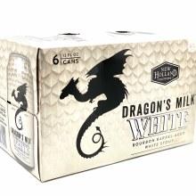 New Holland: Dragon's Milk White 6 Pack