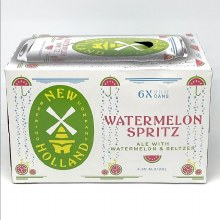 New Holland: Watermelon Spritz 6 Pack 12oz Cans