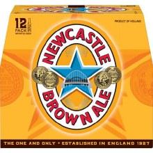 New Castle: Brown (12 Pack Bottles)