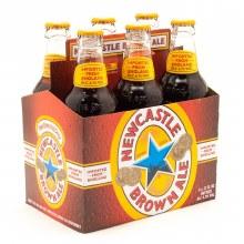 New Castle: Brown (6 Pack Bottles)