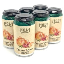 Nola: Orleaner Weisse Tangerine Cranberry & Rosemary Sour 6 Pack