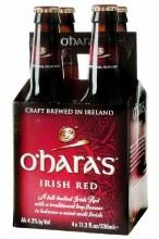 O'Hara's: Irish Red (4 Pack)