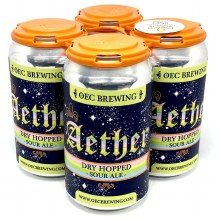 OEC Brewing: Aether Sour 4 Pack 12oz Cans