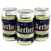 OEC Brewing: Aether Sour Single 12oz Can