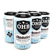 OHB: Oktoberfest 6 Pack Cans