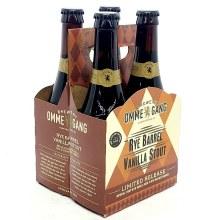 Ommegang: Rye Barrel Vanilla Stout 4 Pack Bottles