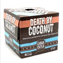 Oskar Blues: Death By Coconut 4 Pack