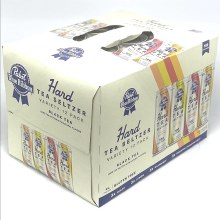 Pabst Blue Ribbon: Hard Seltzer Tea Variety 12 Pack Cans