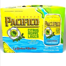 Pacifico: Citrus Agave Lager 12 Pack Cans